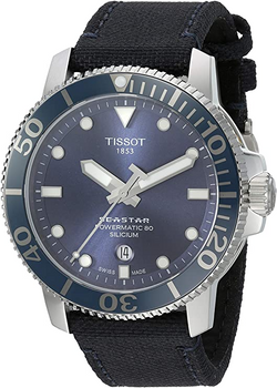Tissot mens Seastar Ceramic
