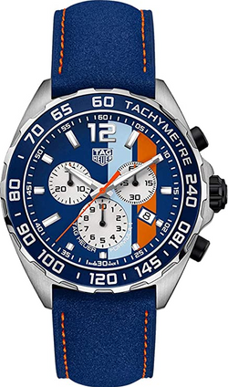 TAG Heuer Formula 1 Gulf Racing Special