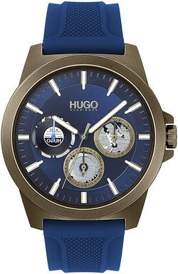 HUGO by Hugo Boss Men's #Twist Stainless