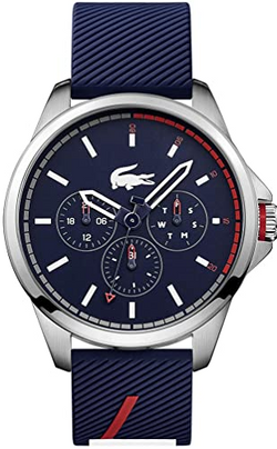 Lacoste Stainless Steel Quar