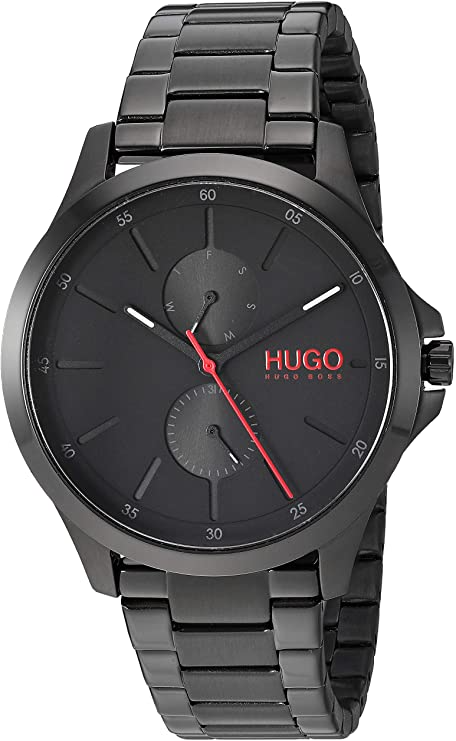HUGO by Hugo Boss Men's Quartz Watch wit