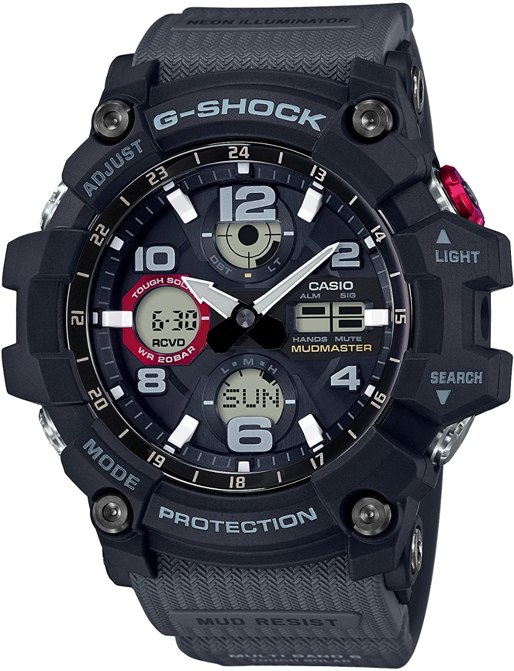 CASIO G-Shock Master of G MU