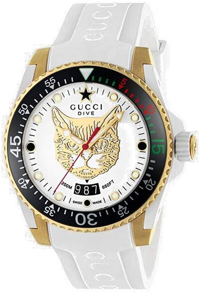 Gucci Dive YA136322 Montre_ Amazon_fr_ M