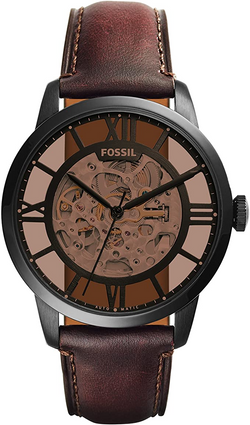 Fossil Men's Townsman Stainless Steel Me