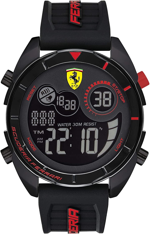 Ferrari Men's Forza Quartz W