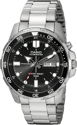 Casio Men's MTD-1079D-1AVCF