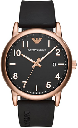 Emporio Armani Classic 3 Hand Stainless