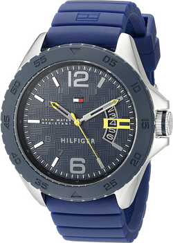 Tommy Hilfiger Men's 1791204 Stainless S