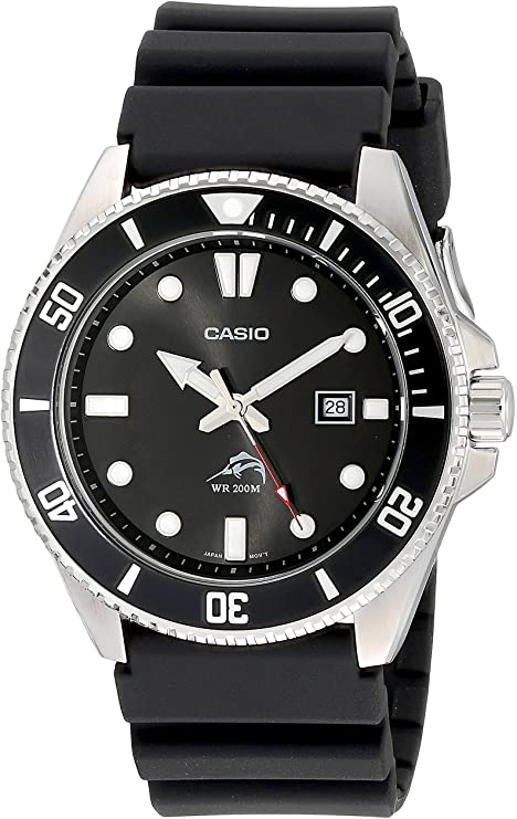 Casio Men's MDV106-1AV 200M Duro Analog