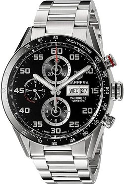 TAG Heuer Men's CV2A1R_BA0799 Stainless