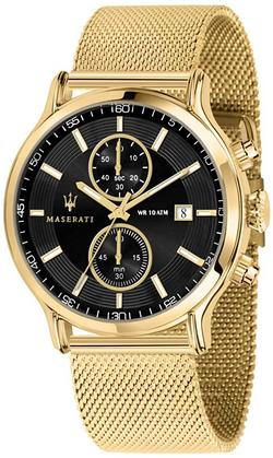 Maserati epoca Mens Analog Quartz Watch