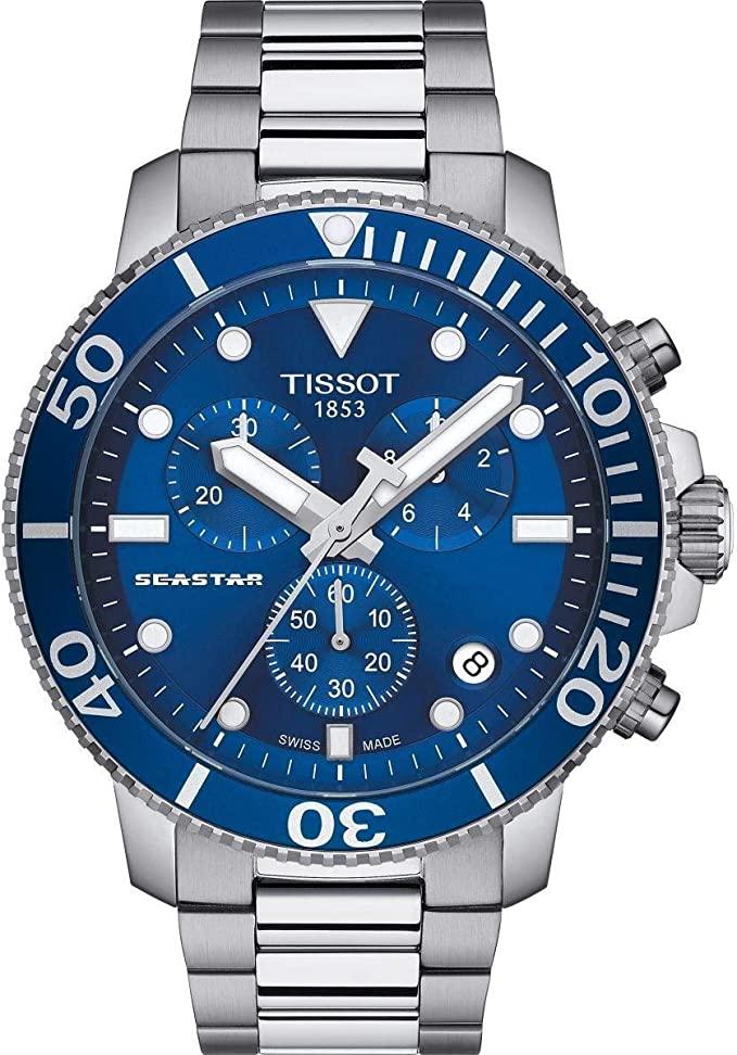 Tissot Seastar 1000 T120.417.11.041.00 Chronographe pour Homme