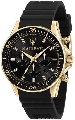 Maserati Men's Sfida R8871640001 Black S