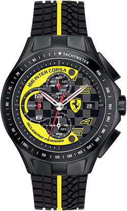 Ferrari Men's 0830078 Race D