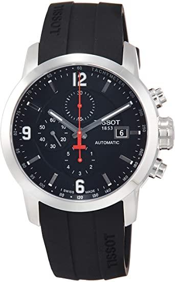 Tissot T0554271705700 PRC 200 Montre Automatique Suisse pour Homme Noir