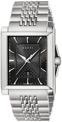 Gucci G-Timeless Men's Quartz Watch YA13