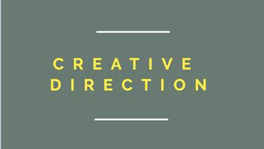 CREATIVE DIRECTION