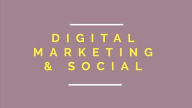 DIGITAL MARKETING & SOCIAL
