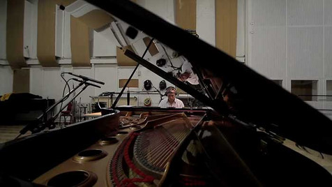 JEF NEVE AT ABBEY ROAD