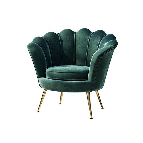 Ariel Scallop Chair