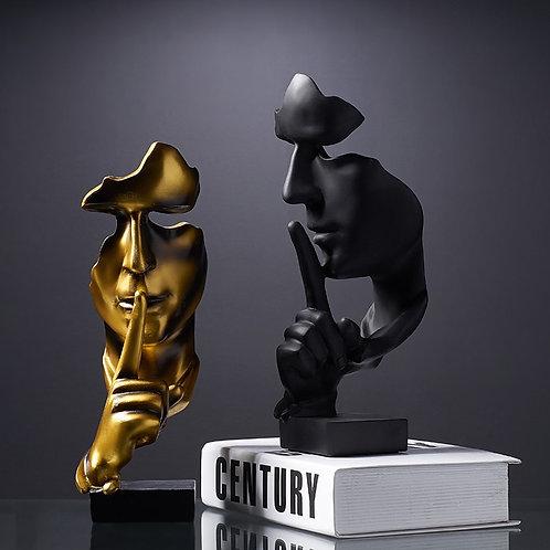 Hush Sculpture