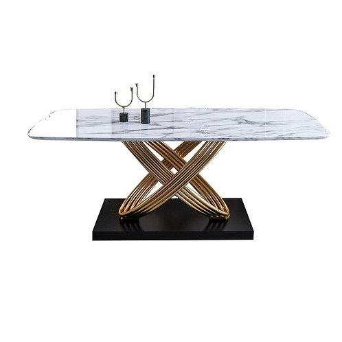 Isla Marble Dinning Table