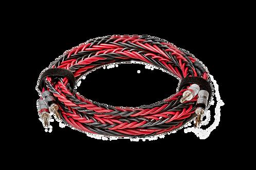 MEGA Snake 8-foot Speaker Cables (Single channel)