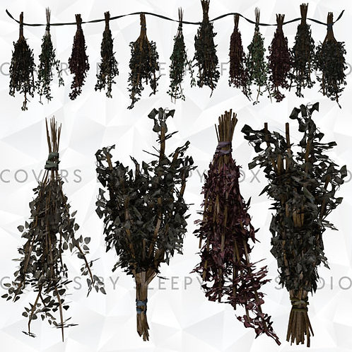 witch's herbs