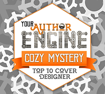Your Author Engine Cozy Mystey Top10 Designer