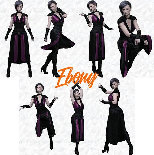 ebony sorceress package