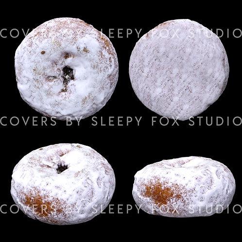 donut powdered
