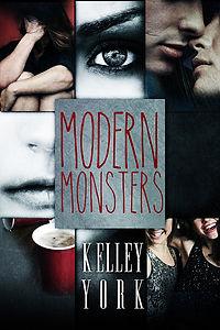 Modern Monsters 3D cover