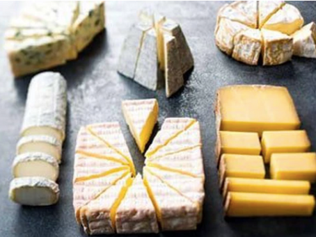 How to Slice Different Shapes of Cheese the Correct Way...