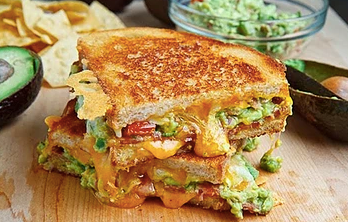 A Grilled Cheese Sandwich isn't just for kids...