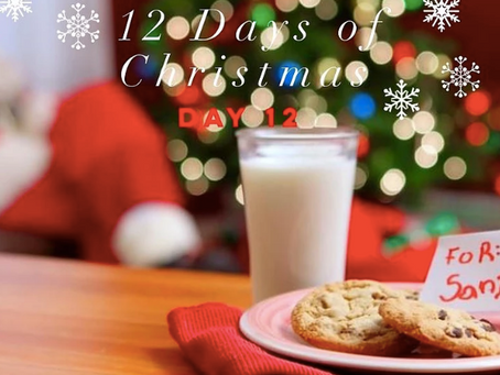 Why Do We Leave Milk And Cookies For Santa?