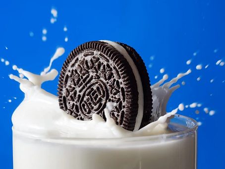 Happy Birthday to the Oreo on March 6th...