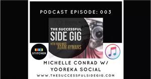 denver marketing, denver social media, denver digital marketing  social media consultant,  digital marketing consultant, yooreka social, successful side gig podcast