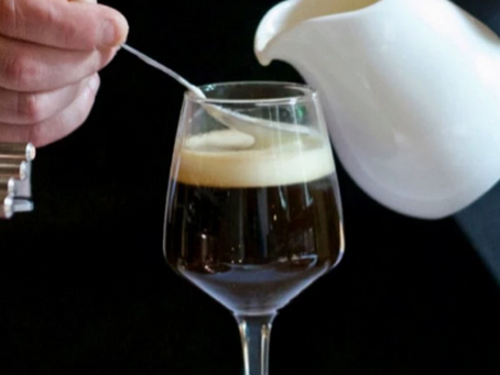Irish Coffee is internationally famous and a favorite after dinner drink throughout the world...