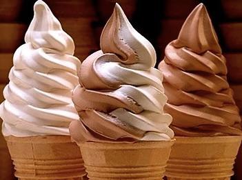 Hard vs. Soft Ice Cream...