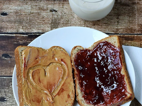 National Peanut Butter and Jelly day!
