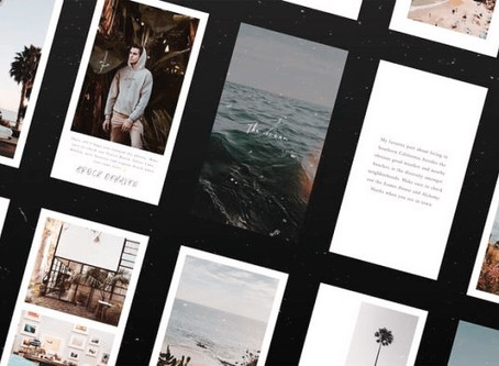 4 Reasons to Use Instagram Story Templates