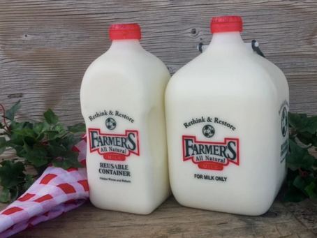National Milk Day falls on January 11