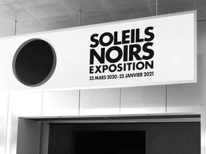 """L'exposition """"Soleils noirs"""" enfin ouverte au public"""