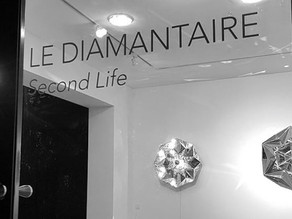 Le Diamantaire sort de sa vitrine