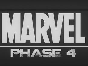 Studios Marvel : la phase 4 enfin dévoilée