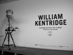 La rétrospective de l'artiste William Kentridge au LAM ouvre de nouveau ses portes