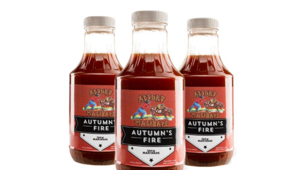 Absurd Spicy Marinade  (3x16oz bottles)