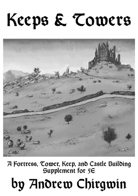 Build Your Adventurers a Castle in Your D&D Game