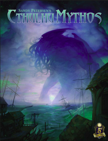 Sandy Petersen Bring Lovecraftian Horror to Your D&D Game