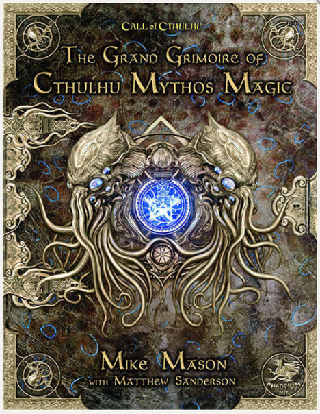 The Grand Grimoire of Cthulhu Mythos Magic Reviewed